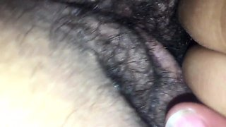 Hairy Mexican wife