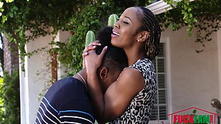 Adriana Maya And Misty Stone in Family Betrayals