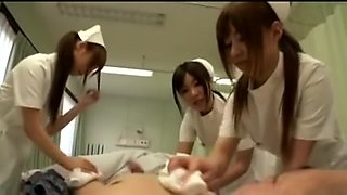 MDB-345 - Lascivious Oriental Nurses Will Take Care Of U