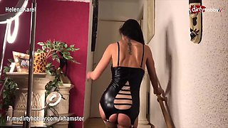 My Dirty Hobby - French seductress in latex outfit