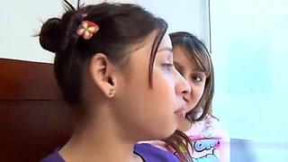 Two lesbian friends