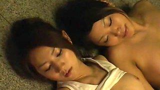 Amazing Japanese girl Yuna Hoshi, Rina Himekawa in Best Shower JAV movie