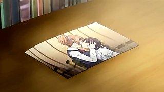 Hentai anime cartoon teen and school girls