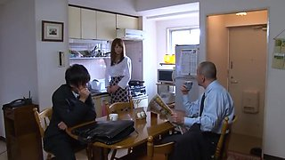Akiho Yoshizawa Bride Was Committed To The Adoptive Father - is.gd/HosAPu