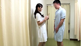 Kinky nurse orgy videos from a Japanese hospital