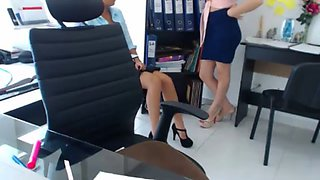 i might have to fire my secretary!