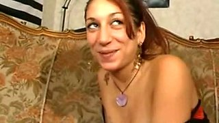 beautiful arab french girl sodomized in a home casting
