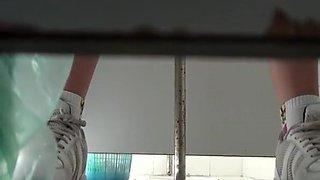 Hidden toilet multiple cams