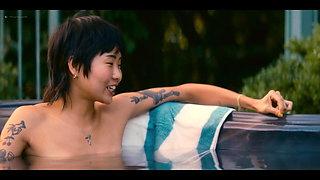 Barbara Garrick, May Hong, Ellen Page & Zosia Mamet - 'Tales