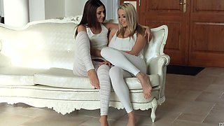 Book of 69 by Sapphic Erotica - Christen Courtney and