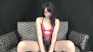 Best Japanese model in Horny Femdom, Foot Fetish JAV clip