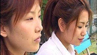 Japanese Lesbian Kiss Comp 3