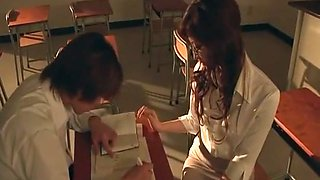 Amazing Japanese girl in Horny Close-up, Facial JAV movie