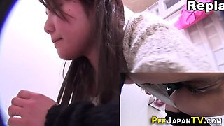Asian teens cunts peeing