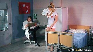 sexy nurse wants to fuck