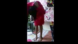 Lockdown at my girlfriends home Indian Romantic SEX teen sex scene