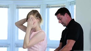 Hidden blond mature and aggressive teen Fatherly Alterations