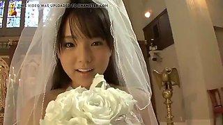 Ai shinozaki sexy bride