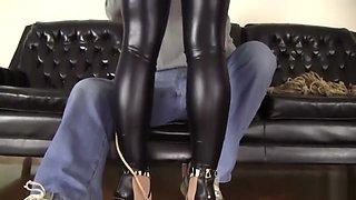 Mizz Shiny Attire Bondage