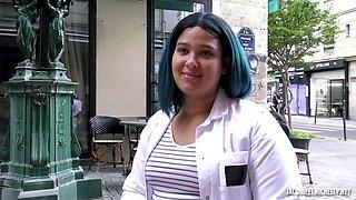 JacquieEtMichelTV-Amanda 20 Years Old BBW Student Nurse