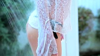 Aoi Kojima Jav Teen Idol Debut Teases In The Shower Flash