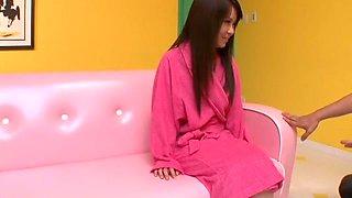 Amazing Japanese chick Ai Naoshima in Fabulous Solo Female, Amateur JAV clip