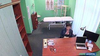Incredible pornstars Yasmin Scott, Yasmine Gold in Amazing MILF, Medical adult video