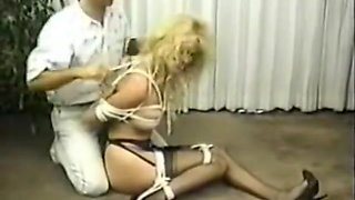 Incredible adult clip Bondage best only for you