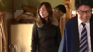 Gangbang for Japanese wife -2