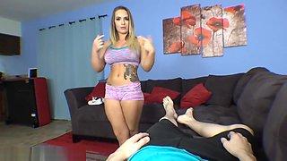 Cali Carter - Big Sister Is A Big Slut - Pov