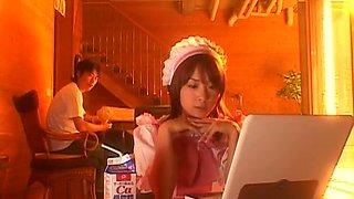 Horny homemade Cunnilingus, Maid xxx movie