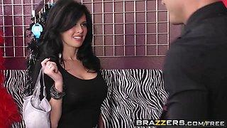 Brazzers - Milfs Like it Big - Veronica Avluv Johnny Sins - The Right Fit